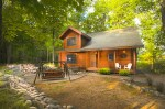 Pentwater Michigan Vacation Rental Cabin