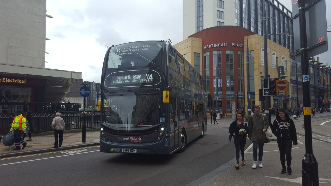 Birmingham City Council bus survey – have your say?