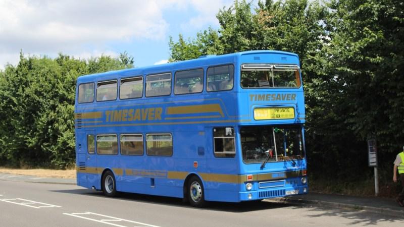 Birmingham Bus Bash 2019
