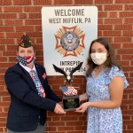 VFW Scout of the Year Lauded By Mon Valley Veterans