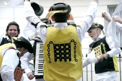 Dancing at Baker Street 2007