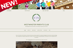 New WPC site