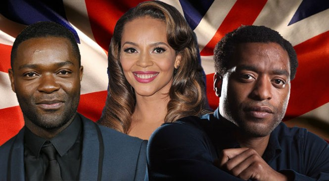 Where have our British black actors gone?