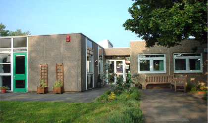 Foresters School in Waddon, West London