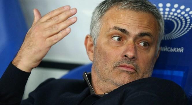 Mourinho outburst raises questions about Chelsea future