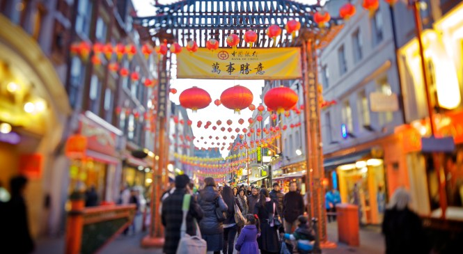 Chinese New Year London 2016