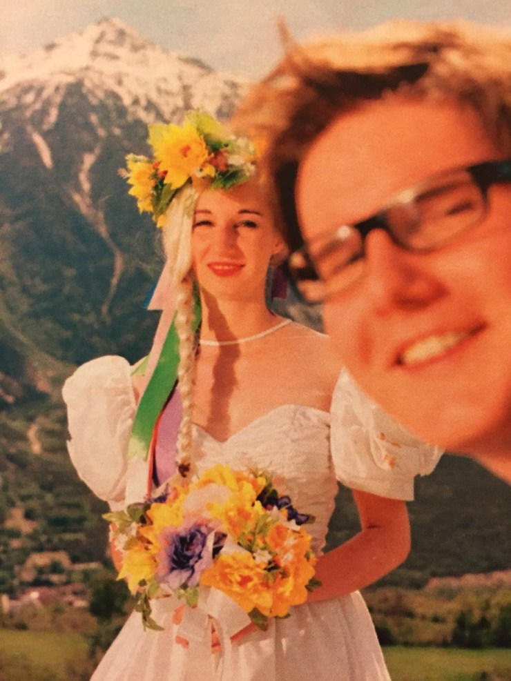 Romain Mader's Ekaterina: Marriage in Leukerbad 2012