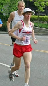 Transgender runner, athletes, male to female , hormones