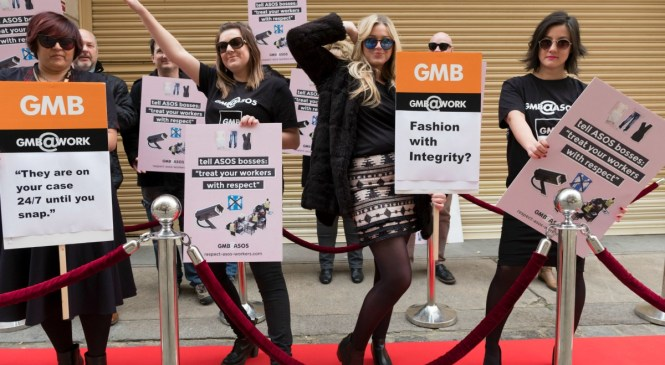 ASOS to introduce 1,500 jobs despite exploitation accusations