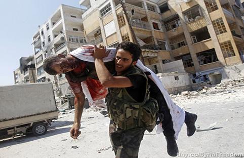 Humanitarian tragedies amid Al-Assad forces control most of Aleppo