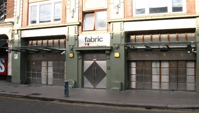 London's famous club Fabric to reopen after battle with drugs