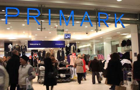 Primark sales hit by weaker pound