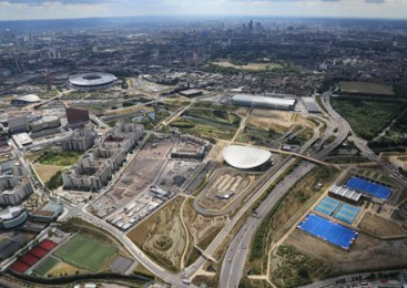 Olympic Legacy: Gold and Dust
