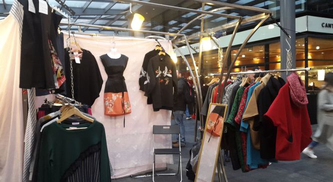 Spitalfields Market: hub of creativity or hipster High Street?
