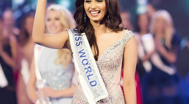 Indian Medical Student Wins Miss World 2017