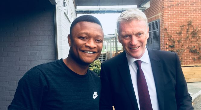 West Ham manager David Moyes hails impact of African players in Premier League