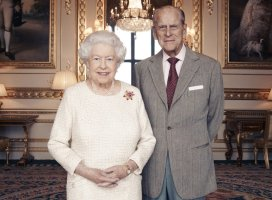 Queen and Prince Phillip celebrate 70 years in pictures