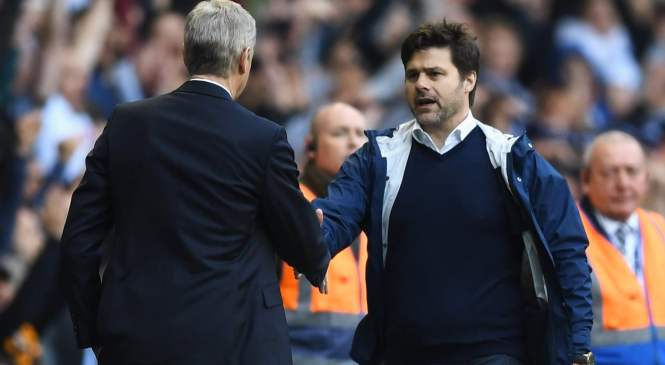 Arsenal outclass rivals Tottenham