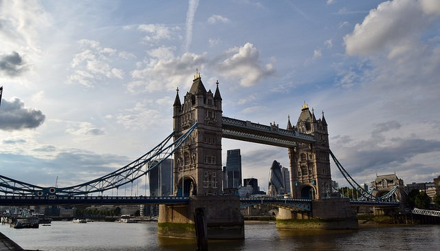 London Named Best Performing European City