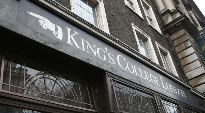 King's College hospital trust chairman resigns in protest