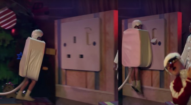 "35 health and safety complaints over Sainsbury's ""plug boy"" Christmas Advert"
