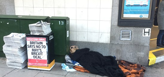 Homelessness: Is contactless the solution?