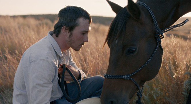 The Rider: This rodeo drama manages not to fall off