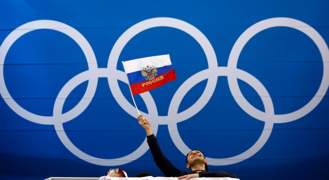 Russia handed four-year ban for doping by Wada
