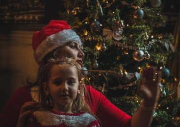 Father Christmas, more like Mother Christmas: Is it womens' job to create the magic of the holidays?