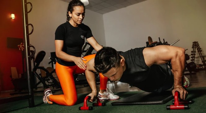 'All my clients wanted to carry on' -Why this personal trainer refused to shut her business
