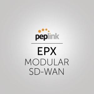 Peplink EPX modular SD-WAN