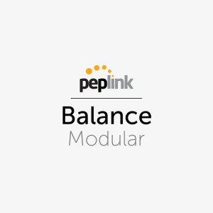 Balance Modular Routers