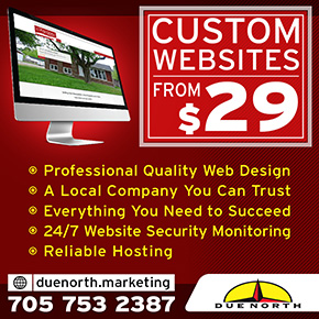 Northern Ontario Website Design