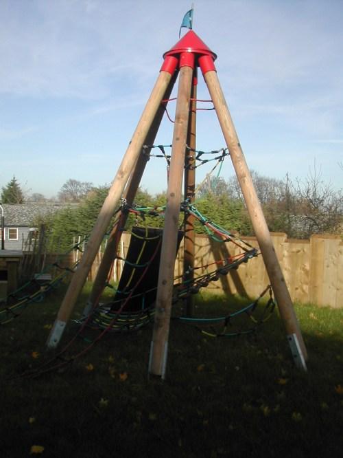 New playground at Hainthorpe