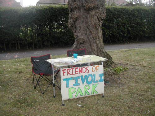 Friends of Tivoli Park