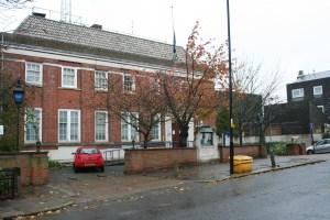 Gipsy Hill police station