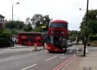 bus diversion