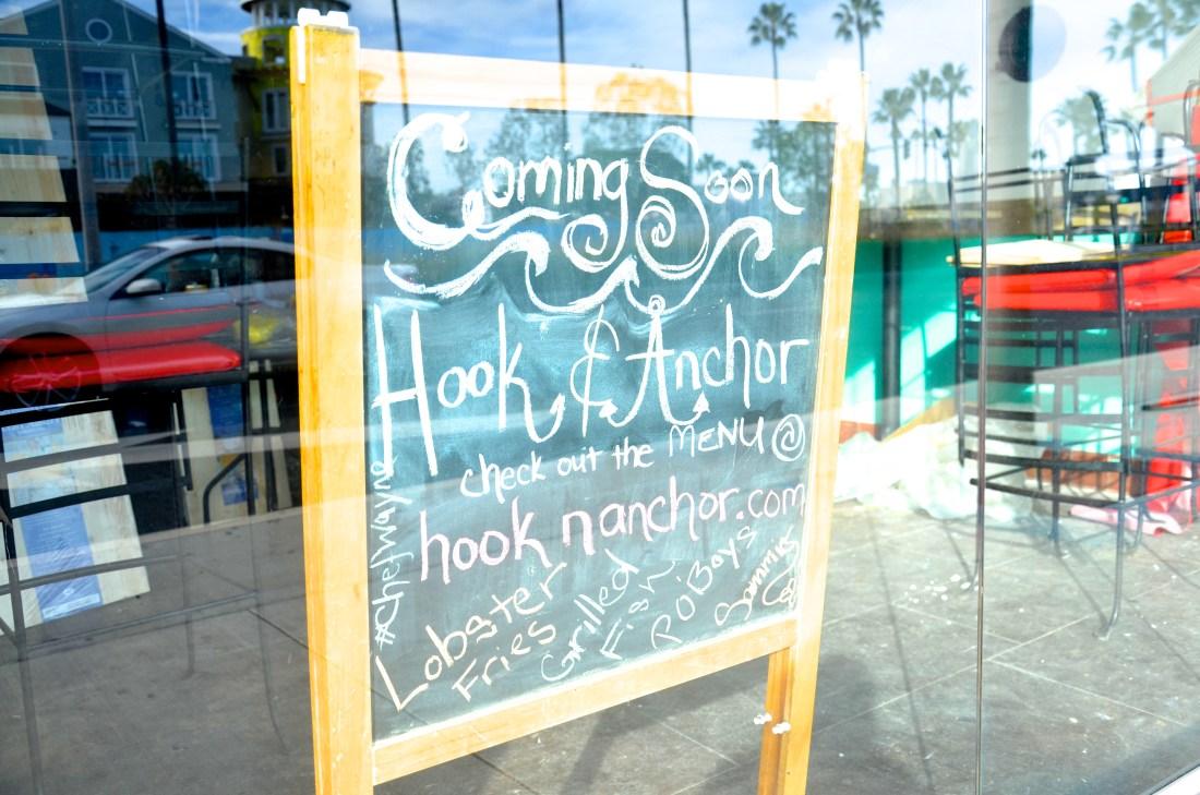 Hook and Ladder Beach Barrel Newport Beach