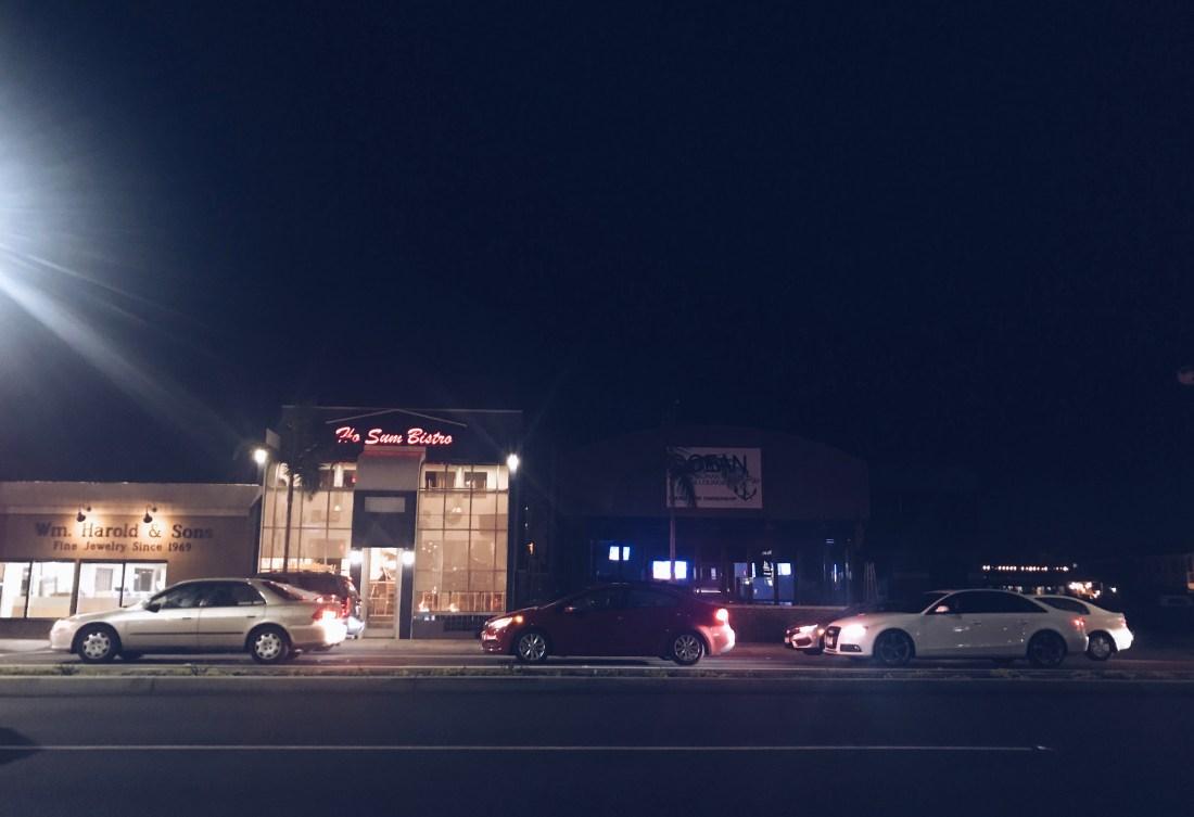 Ho Sum Bistro Newport Beach
