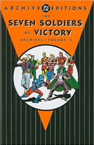 The Seven Soldiers Of Victory (Archive Edition)
