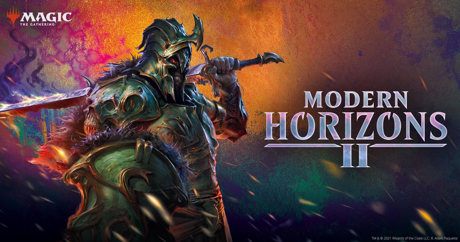 Modern Horizons 2 header