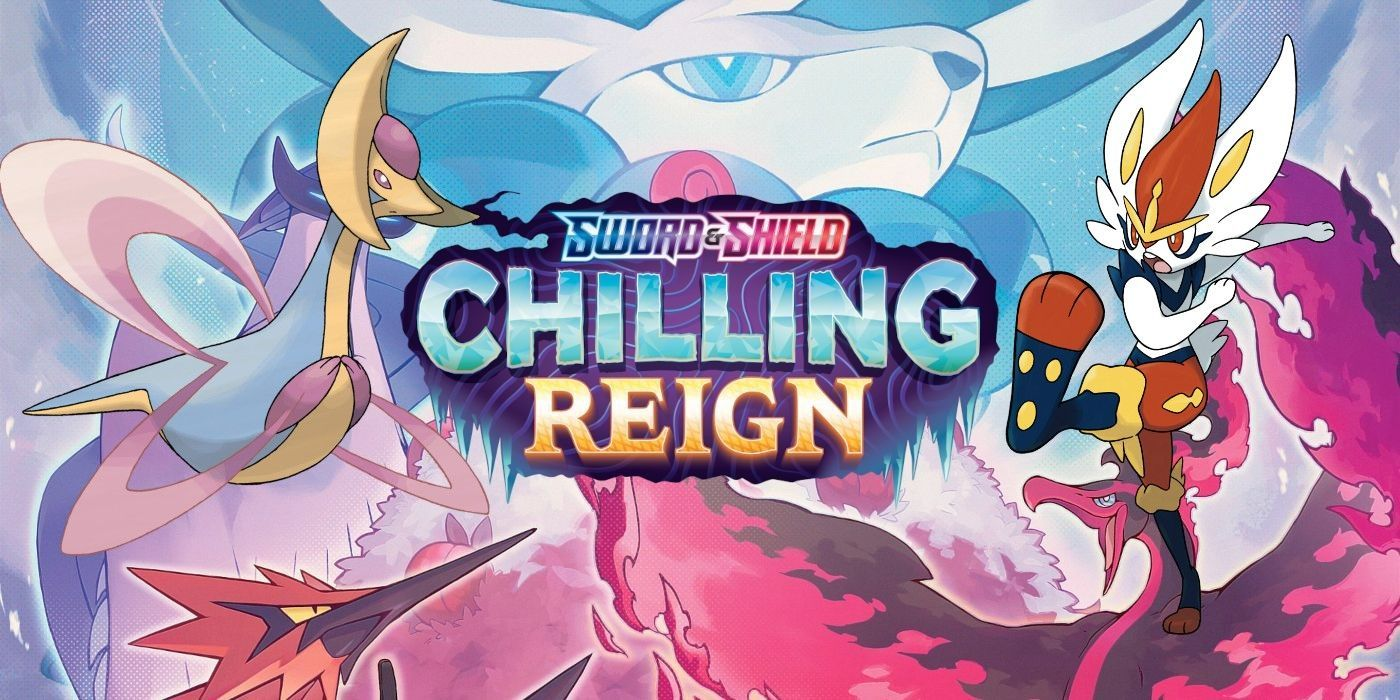 pokemon chilling reign logo