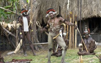 The History of Ngalum Tribal from West Papua