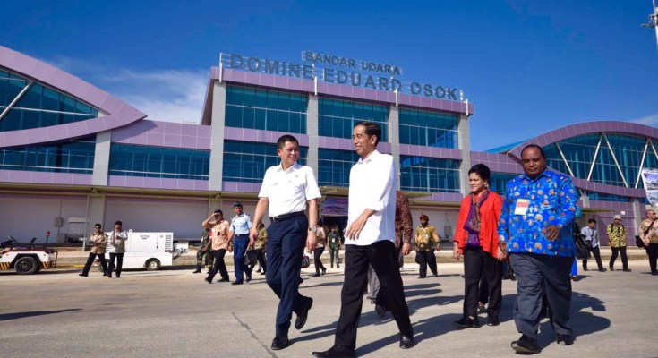 The President of Indonesia Supports the Development of New Tourism Destinations in West Papua