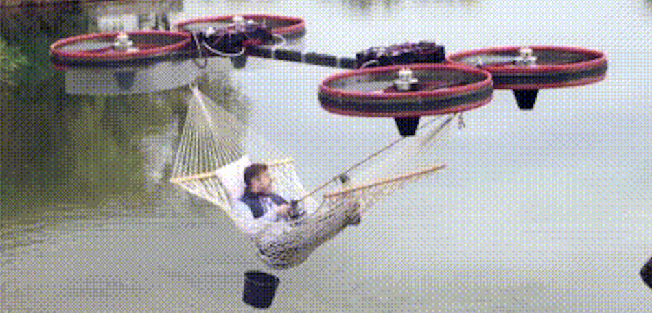 Flying Hammock Video