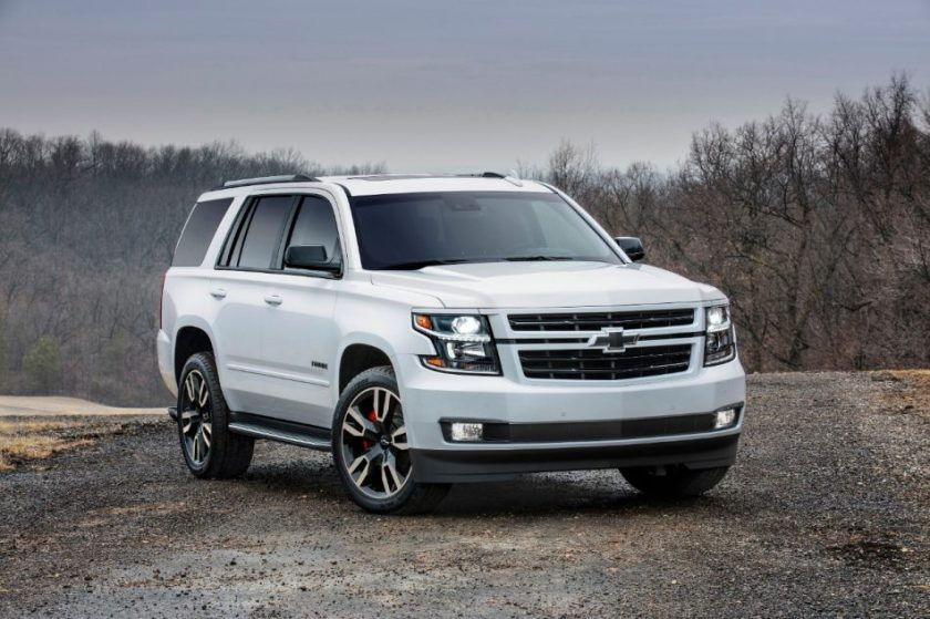Brings Street Look and Power to the New Chevrolet Tahoe and Suburban