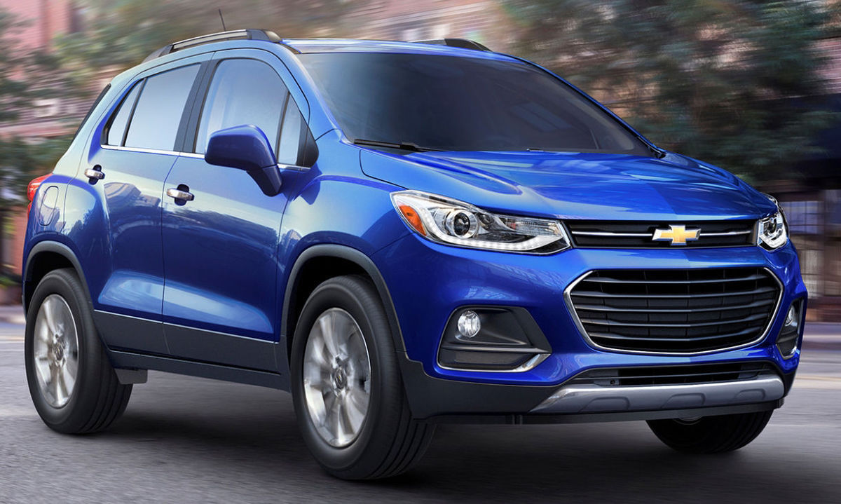 2017 Chevrolet Trax: Great new look