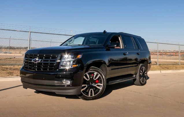 2018 Chevrolet Tahoe RST Proves Big Is Back