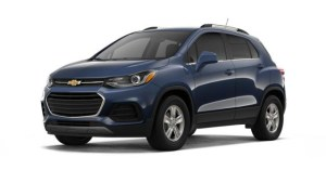 Chicago Auto Show Chevy Incentives Announced Trax