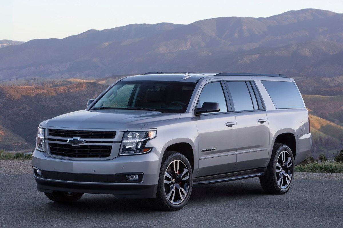 2019 Chevrolet Suburban Adds 6.2-Liter V-8 Option – Motor Trend